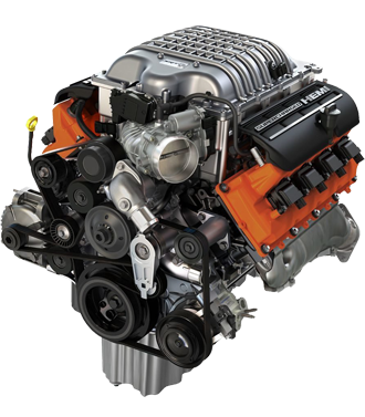 JEEP GRAND CHEROKEE TRACKHAWK Engine
