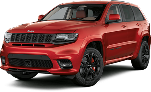 JEEP GRAND CHEROKEE SRT Overview