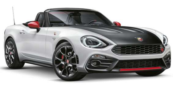 ABARTH 124 SPIDER Overview