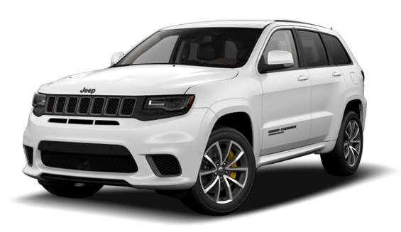 JEEP GRAND CHEROKEE TRACKHAWK Overview