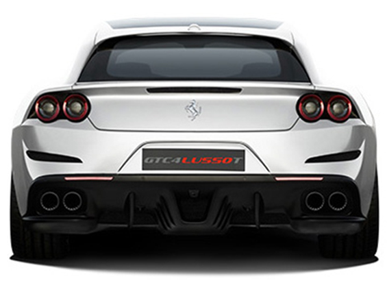 GTC4LUSSO T Overview