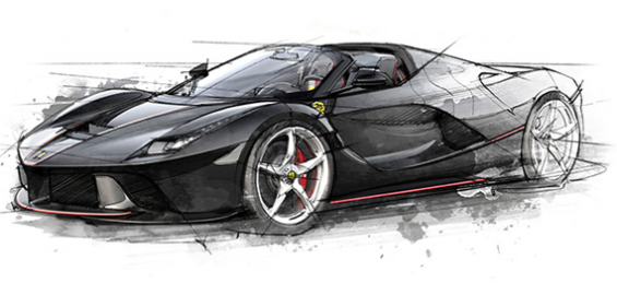 LAFERRARI APERTA Overview
