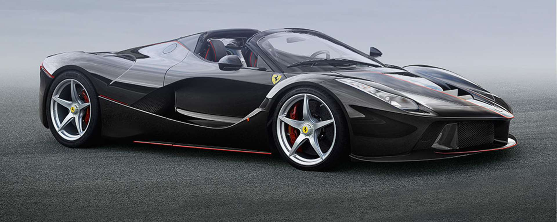 LAFERRARI APERTA Main Slide