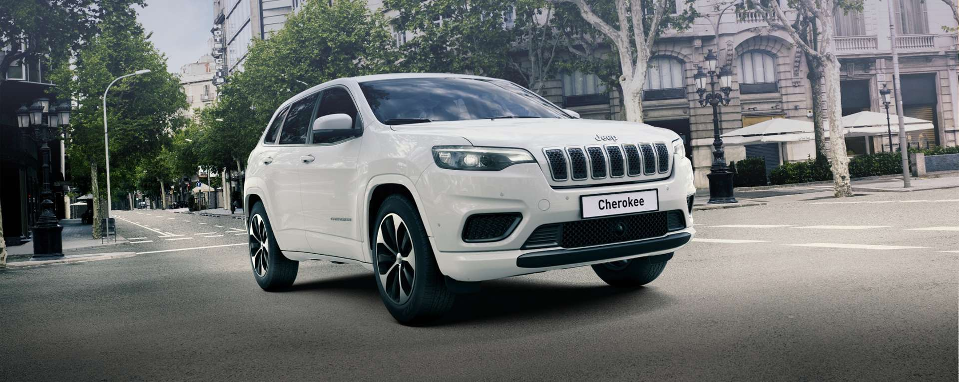 JEEP® CHEROKEE Main Slide